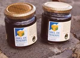 Мёд с вулкана Тейде