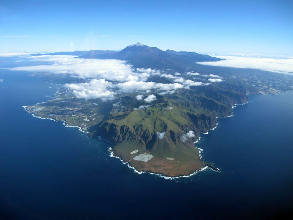 Punta de Teno на Тенерифе