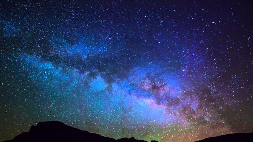 Звездопад на Тенерифе